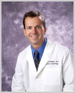 Dr. Donald Whitaker, board certified obstetrics & gynecology